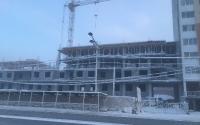 Жилой дом №5 ЖК «НОВА-Никольский» - Январь 2019