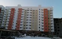 Жилой дом №5 ЖК «НОВА-Никольский» - Ноябрь 2019