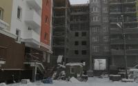 Жилой дом №5 ЖК «НОВА-Никольский» - Январь 2020