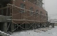 Жилой дом №5 ЖК «НОВА-Никольский» - Декабрь 2020
