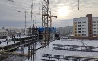 Жилой дом №5 ЖК «НОВА-Никольский» - Март 2019